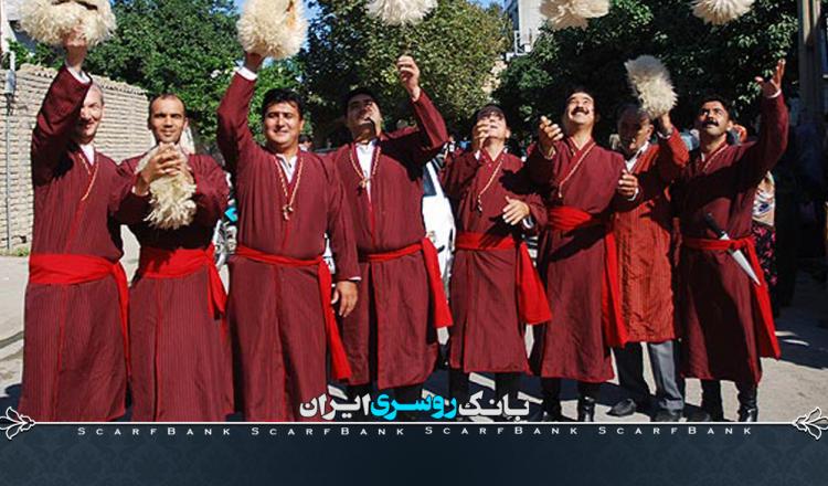 پوشش مردم ترکمن؛ قسمت اول مردان