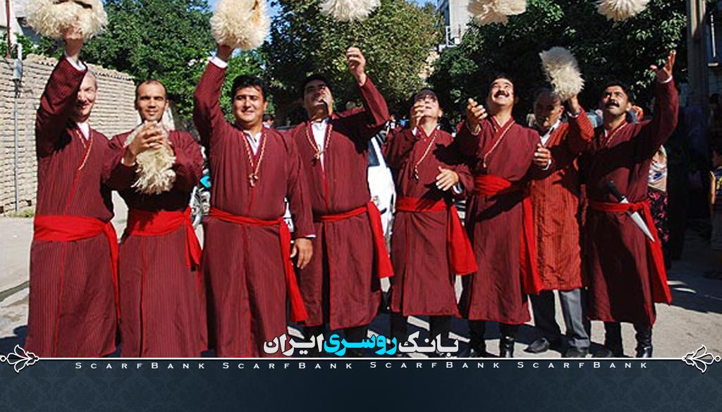 لباس مردان ترکمن