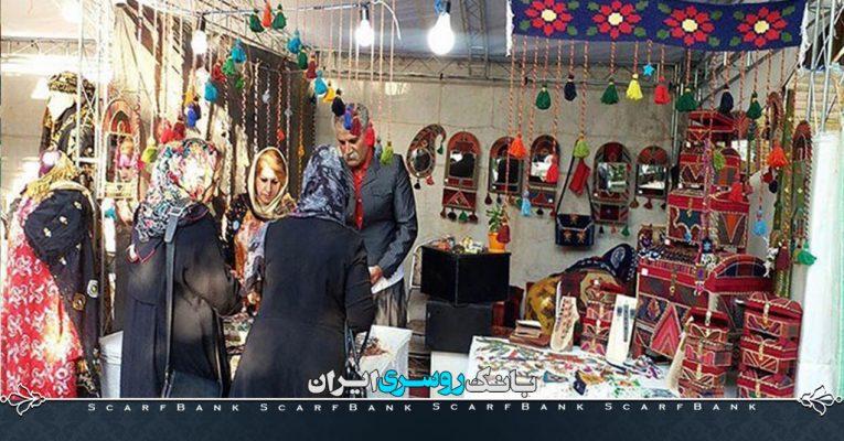 آغاز جشنواره و نمایشگاه منطقهای مد و لباس کُردی در سنندج