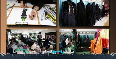 برگزاری کارگاه گرافیک تنپوشهای عاشورایی