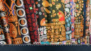 آشنایی با روسری ترکمنی و ویژگی های آنها