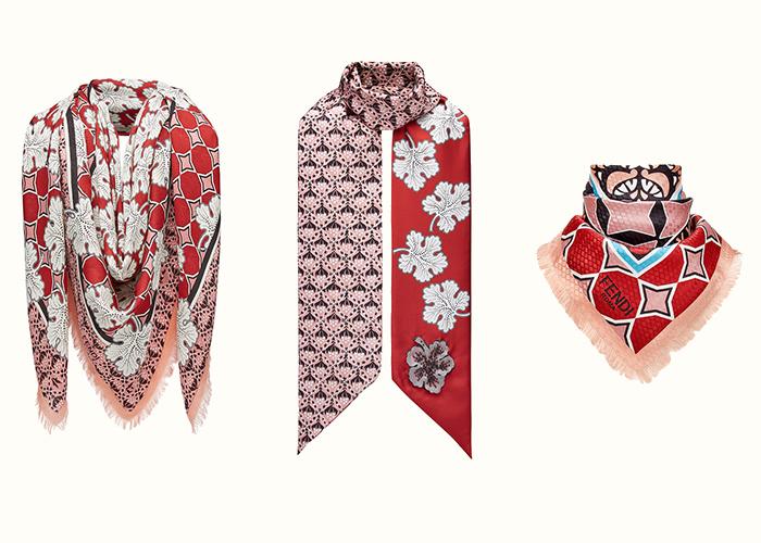 نحوه شستن انواع روسری ساتن ، پشمی ، نخی ، ابریشمی