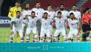 لباس جام جهانی ۲۰۲۲ تیم ملی ایران