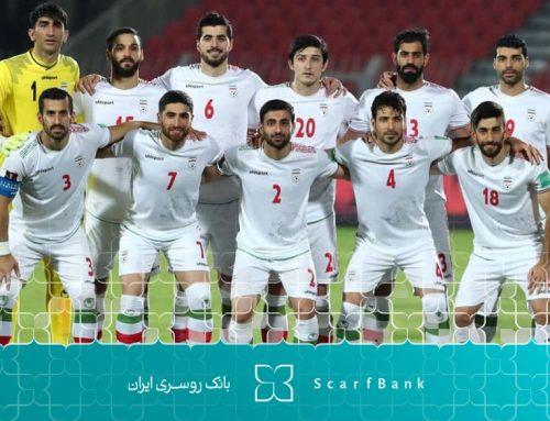 لباس جام جهانی ۲۰۲۲ کاروان ایران