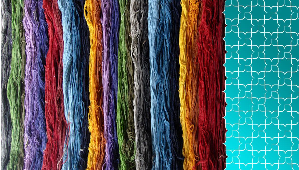 رنگ رزی لباس و پارچه