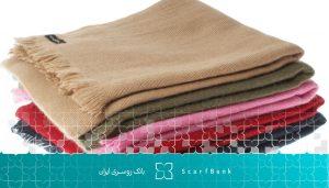 روسری و شال زمستانه چه خصوصیاتی دارد؟ انواع روسری زمستانه